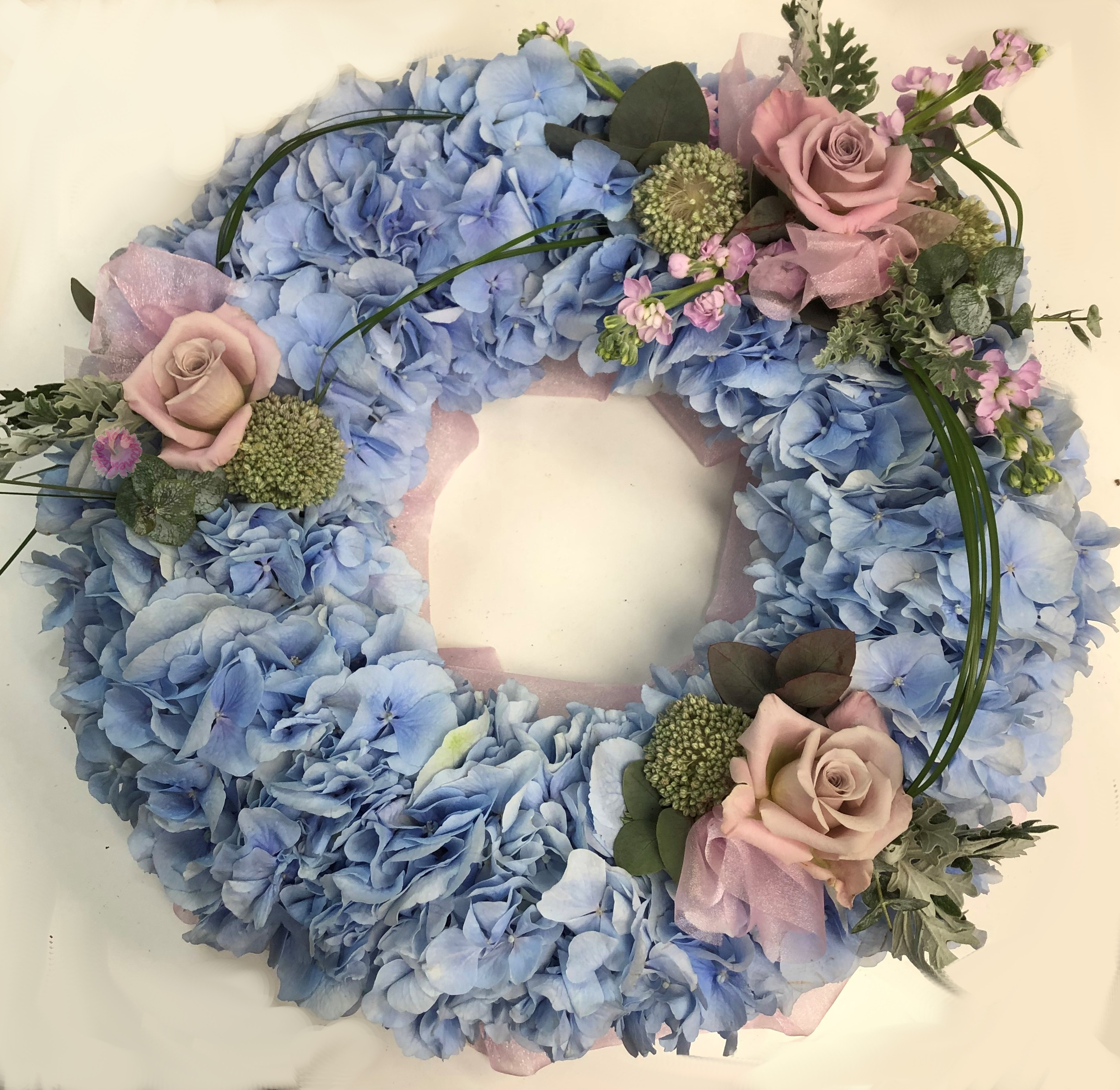 Wreath Funeral Flowers